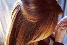 Hair for ME, myself & I / by Stephanie Theimer