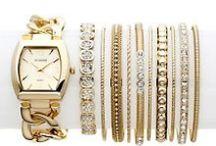 Jewelry / I like to keep it simple. / by Desiree Frye