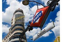 #I♥Madrid / Imposible no dedicarle un pinterest a la ciudad que me ha visto nacer. Madrid, I´m loving it! :¬) Si quieres colaborar solamente házmelo saber. GRACIAS! :¬)