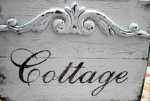 cottages,etc. / by Helena Pennell