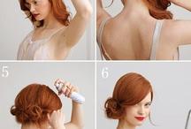 Hair Tutorials  / by Stephanie Theimer