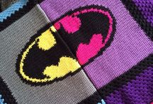My Victoria Rose Shop / I enjoy creating beautiful crochet pieces for my loved ones that I want to share with the world. I am a designer of crocheted handbags and superhero blankets. You can find some of my work on Etsy.com, please check it out. / by My Victoria Rose