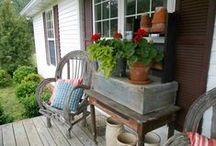 Porches / by Jeanne Densborn