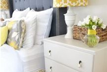 Bedrooms  / by Stephanie Theimer