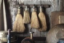 Whisk brooms / by Jeanne Densborn
