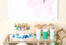 Time to Party! / Throwing a fun a party? See what different ways you can decorate your festive gathering!