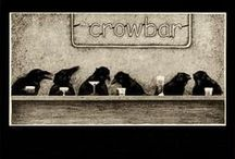 Crows / by Jeanne Densborn