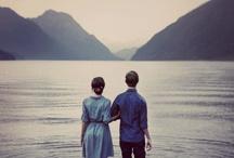 couple photo ideas / by Amy Cassim