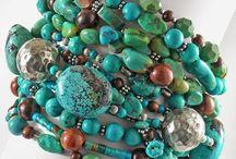 Bracelet Love / Making bracelets is like meditation. / by Desiree Frye