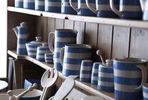 cornishware / by Helena Pennell