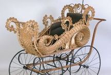 wicker buggys / by Helena Pennell
