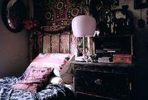 Gypsy Den // Bedroom