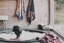 Gypsy Den // Bathroom