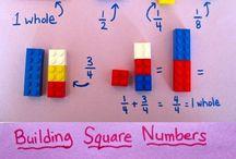 Lego lessons - Lecciones Lego / Tablero dedicado a aquellas ideas que pueden llevarse a cabo con #LEGO en el aula