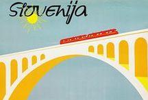#I♥Slovenia / Como dije ya en #I♥Madrid me es imposible no hacer un board, no con la ciudad en la que nací,sino el país que me ha acogido un año que pese a pequeñas y grandes dificultades, sin duda me encantó vivir ¬) ¡Bienvenidos!