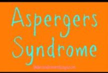Aspergers Syndrome / Posts and articles about Aspergers Syndrome. An Autistic Spectrum Disorder that people need to be more aware of.