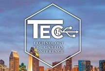 TEC15 / TEC (Technology Education Conference) is a can't-miss conference, featuring cutting-edge tech training, amazing networking opportunities, and face-to-face time with leading technology experts.  / by IAAP