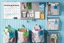 Get Organized / by Katie Thomas