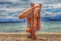 Yoga & Yogi Life / Asanas & Giggles  / by Niki Johnston