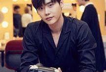 Lee Jong Suk (이종석)