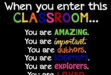 classroom / by teena gitzinger