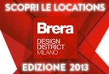 Brera Design District Locations