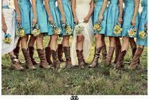 Cowboy Wedding / Cowboy cowgirl wedding styles and jdeas