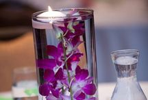 Wedding table Centerpiece / Ideas for centerpieces at your wedding
