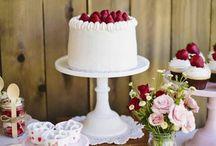 Dessert Bar Wedding / Ideas for your wedding dessert bar, cake bar, cupcake bar, candy bar