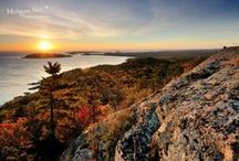 Beautiful Marquette / pictures of scenic views, landmarks, & businesses of the Marquette area / by NMU Alumni Association