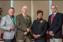 NMU Alumni Award Recipients  / To nominate alumni you know for an award, or to read about past winners, please visit: http://www.nmu.edu/alumniassociation/node/6. Nominations can be submitted by friends, family, faculty and staff. / by NMU Alumni Association