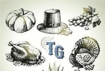 Give Thanks / Ways to show gratitude and celebrate in style (and good taste) / by True Goods ®