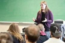 WildCATS / WildCATS: Connecting Alumni To Students. Would you like to do a panel or classroom visit to talk about your career to current students? Please contact us at alumni@nmu.edu for more details. / by NMU Alumni Association