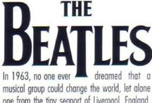 The Beatles / The Beatles, photography and words of inspiration. / by Pauline Shillito🎀