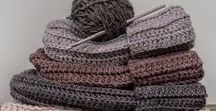 Hats, Scarves Etc / Crocheted or Knitted Hats & Scarves