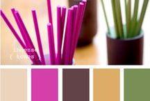 Gammes de couleurs