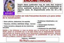 Todo lo que debes saber sobre la endometriosis.ADAEC / ADAEC  La endometriosis es una enfermedad crónica, progresiva en al menos el 50% de las mujeres afectadas y recurrente, de la que aún se desconoce la causa que la produce. Afecta a un número importante de mujeres en edad fértil (entre un 15 y un 20% de la población, unos 14 millones de mujeres y niñas en toda la Unión Europea),