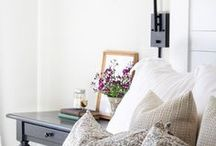 Main Bedroom Ideas / Collection of pins for main bedroom