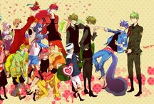 Happy Tree friends Anime :D