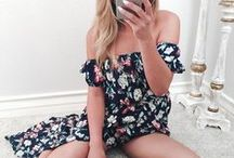 Romper and Set Addictions / My absolute love for all rompers, play suits, jumpsuits and sets!! Just can't get enough! Summer 2015