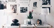 | home decoration & inspiration | ☓ / living Inspiration and decoration