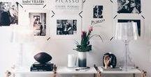   home decoration & inspiration   ☓ / living Inspiration and decoration