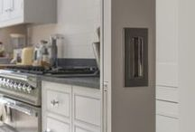 Kitchen Door and Cabinet Handles / Luxury kitchen handle designs by Joseph Giles, available in a range of finishes, including nickel, bronze and brass. For our full range of products and finishes check out our online catalogue: http://www.josephgiles.com/products/