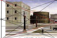 """La """"Città Ideale"""" 1470-1472 / Luciano Laurana (1425-1479)"""