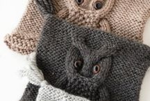 Crafting: knitting / Knitting inspo and patterns.