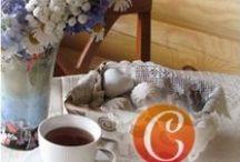 Kitchen. Кухонные принадлежности и декор / Эти аксессуары не только помогают готовить вкусные блюда и поддерживать порядок, но и украшают кухню, поднимают настроение и радуют глаз. Decoupage & scrapbooking. Декупаж и скрапбукинг Сделано с использованием продукции C.H.E.A.P.-Art