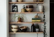 Shelving In The Home / How to  create shelving areas in the home