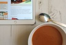 Soup Recipes / Soups are a great meal for lunch, but they can get boring. So I am on the look out for soup recipes