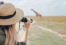 Wanderlust by Love Love Travel / Photos to inspire you to pack up and go travel!