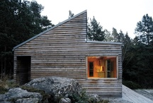 LIVE cabins ... / cabins ... small houses ... summer houses ...